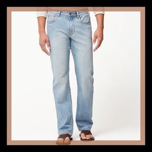 Tommy Bahama Belize Relaxed Fit Jeans 36/32